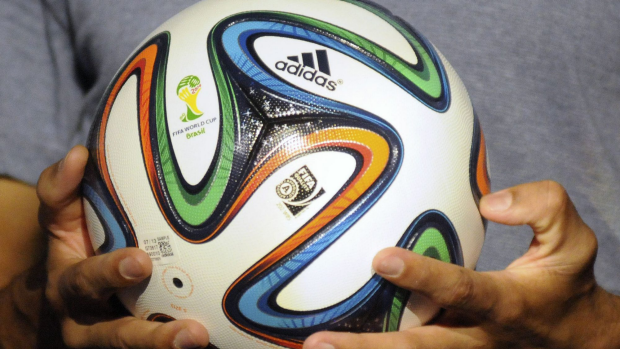 Article image for 14 FIFA officials arrested