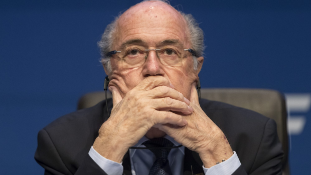 Article image for Hill: Blatter still in control