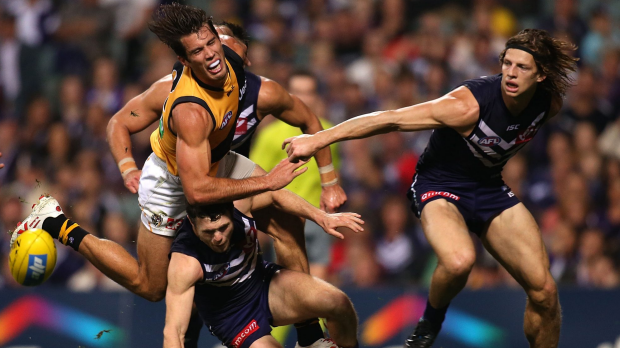 Article image for Tigers Break Freo's Run