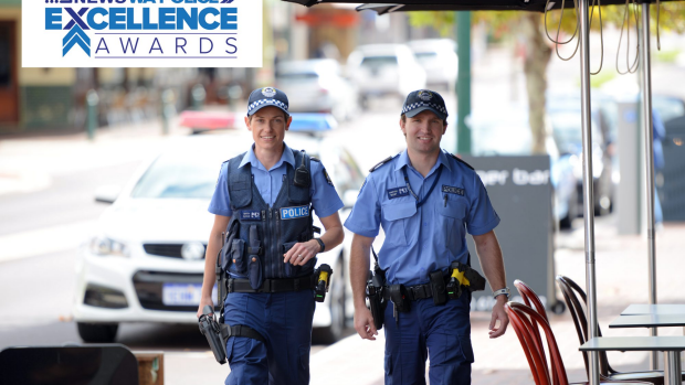 Article image for The 2015 Nine News WA Police Excellence Awards