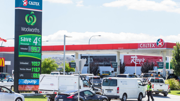 Article image for Rumour File: Fuel prices 'all over the place'