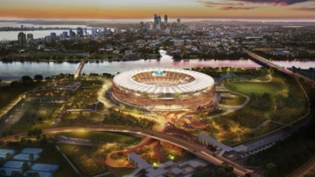Article image for Government says stadium costs haven't blown out