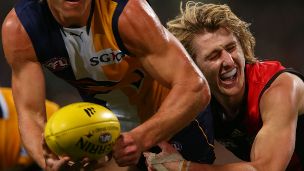 Article image for West Coast defeat Essendon by 50 points.