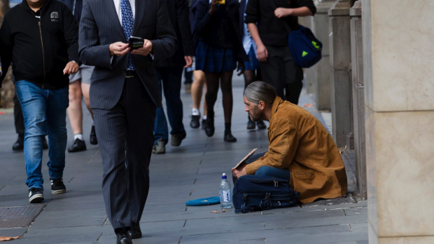 Article image for Homeless precincts pegged for Perth suburbs
