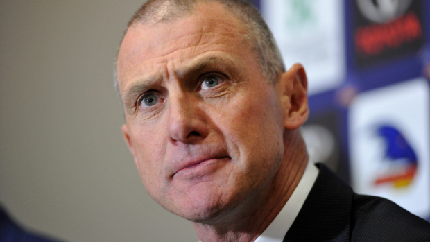 Article image for Shock over Phil Walsh's death