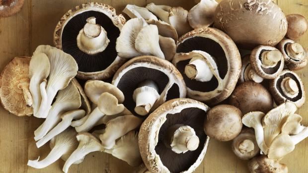 Article image for Chef Matt's mushroom risotto