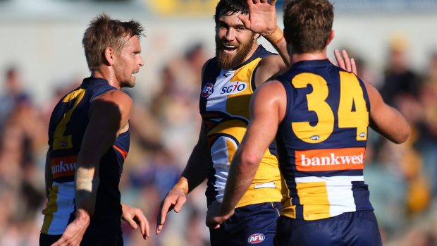Article image for Eagles: No Grand Final talks here