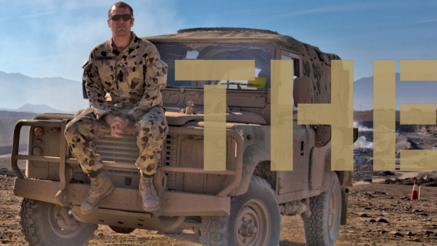 Article image for The Australian soldier who survived Iraq bomb attack