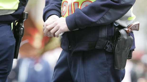 Call to allow armed Police in WA courts