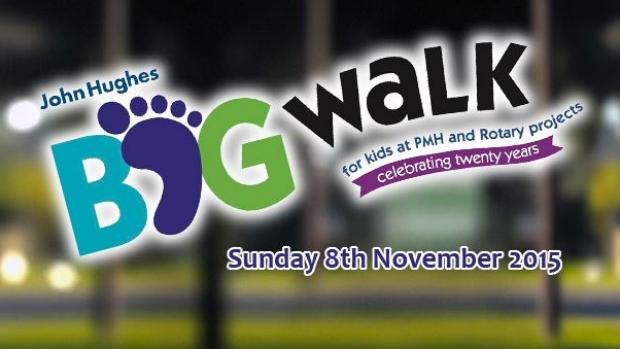 Article image for The John Hughes Big Walk