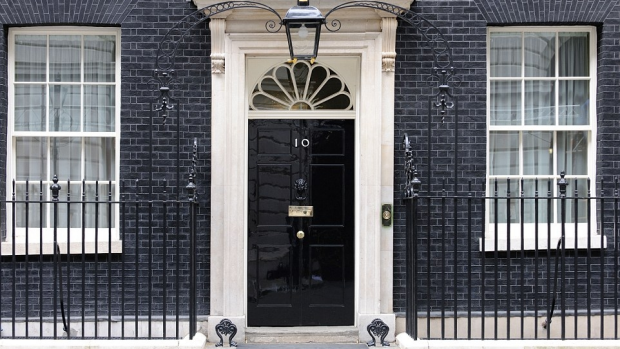 Article image for The man who hung the Downing Street door