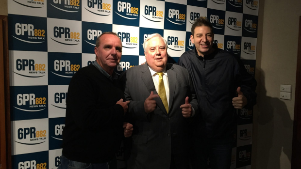 Article image for Clive Palmer looks for potential WA candidates