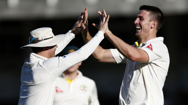 Article image for Mitch Marsh on the Ashes and moving forward