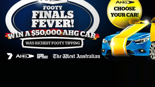 Article image for The AHG Footy Finals Fever Tipping Competition