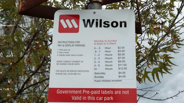 Article image for Subiaco's bid to end ties with Wilson Parking