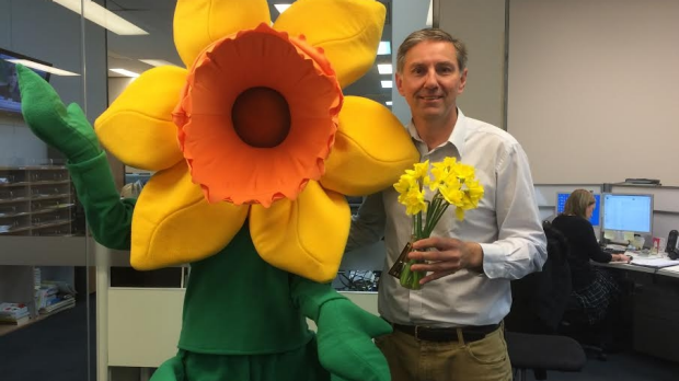Article image for Daffodil Day: raising money and awareness for Cancer Council WA