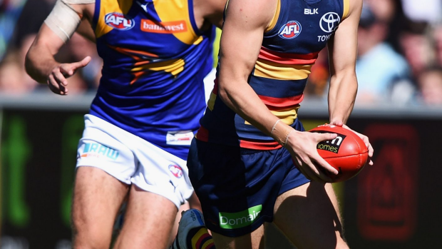 Article image for Crows Smash Eagles From The Start