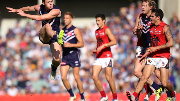 Article image for Freo Dominate Over Demons
