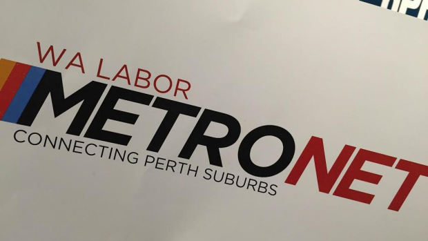 Article image for McGowan commits to $2.5b Perth Metronet
