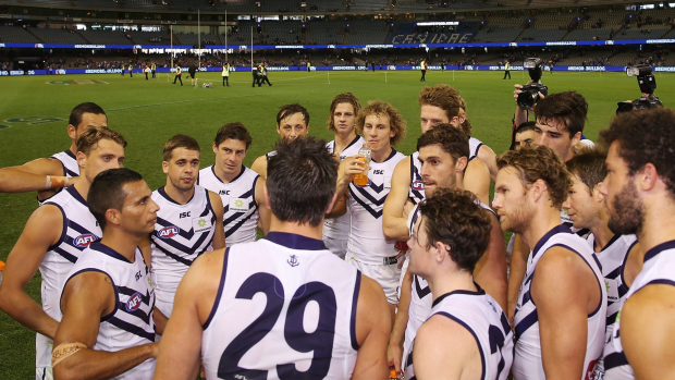 Article image for Barlow will line up for the Dockers