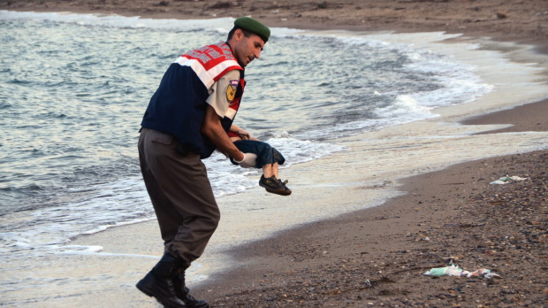 Article image for Migrant crisis at 'unprecedented' levels