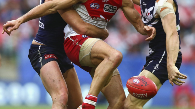 Article image for Rosich: Nat Fyfe on track to return this weekend
