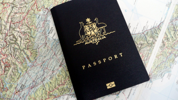 Article image for Passport woes ruin fundraiser