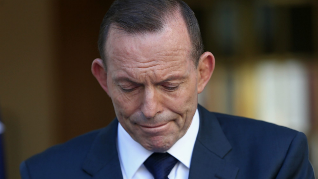 Article image for Abbott's swansong