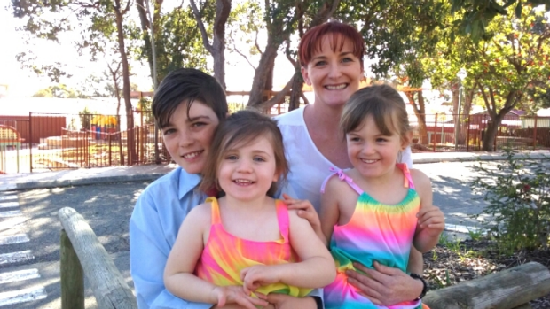 Article image for Perth mum's immigration dilemma