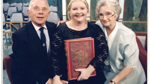 Article image for Magda Szubanski's first book a prizewinner