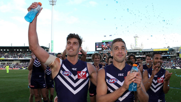 Article image for Fremantle are going to be 2015 Premiers