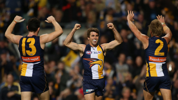 Article image for Eagles ready to bounce the Roos