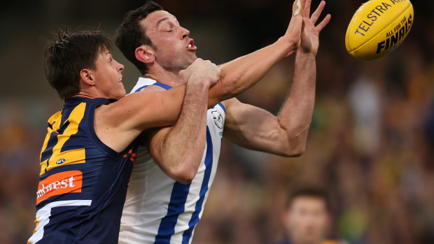 Article image for Eagles Take Roos Out For Grand Final Spot