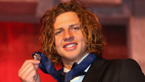 Article image for Nat Fyfe's dad tells of how proud he is of the Brownlow medallist