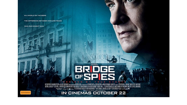 Article image for Win a double preview pass to see Bridge of Spies, starring Tom Hanks.