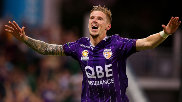 Article image for Keogh happy with hat-trick