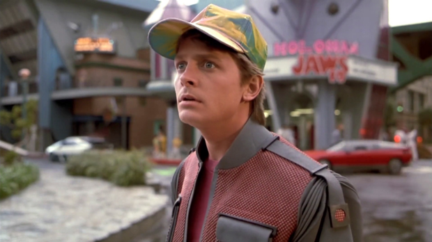 Article image for We've gone Back to the Future!