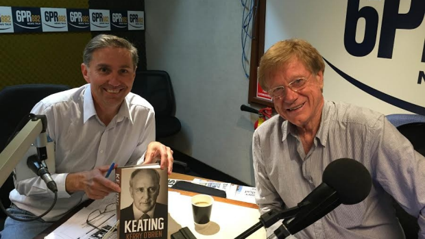 Article image for Kerry on tour with 'Keating'