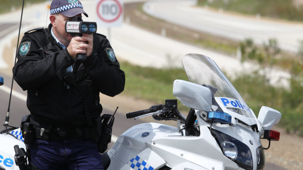 Article image for Road safety expert calls for demerit point penalty for low-level speeding