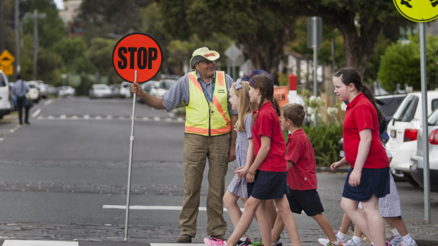Article image for Less kids are walking to school