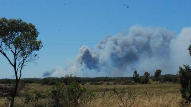 Article image for Esperance bushfire update