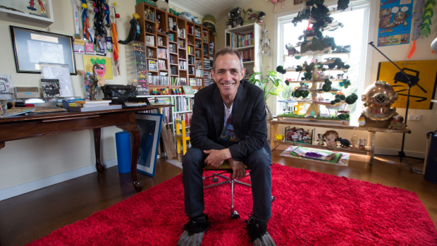 Article image for Aussie author Andy Griffiths in Perth for festival