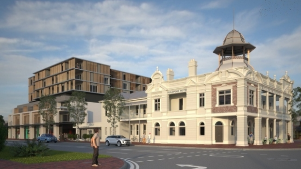 Article image for Green light for Guildford Hotel
