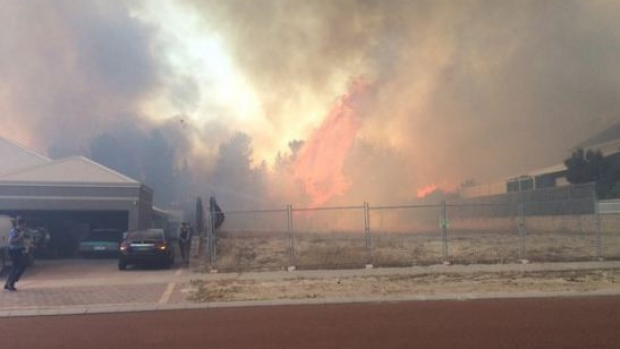 Article image for Blazing start to bushfire season