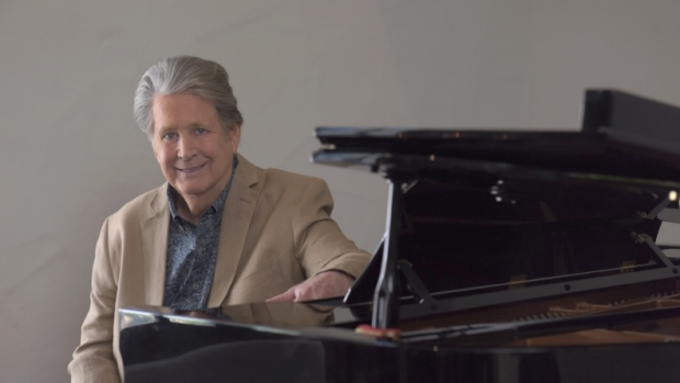 Article image for Brian Wilson, back in Perth, April 7, 2016.