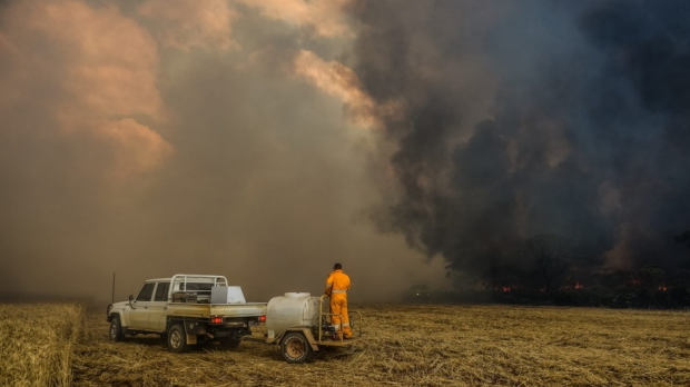 Article image for Push to Extinguish Arson