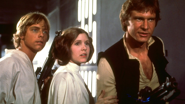 Article image for Star Wars among the great myths and legends