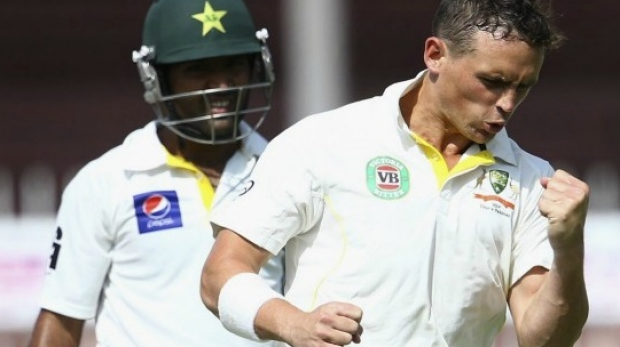 Article image for There's no place like home for Aussie spinner Steve O'Keefe