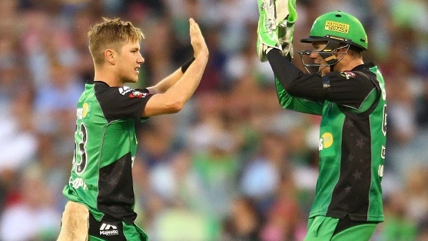 Article image for Melbourne Stars blow away Hobart Hurricanes in clinical MCG performance