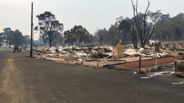 Article image for WA bushfire system has failed ctizens